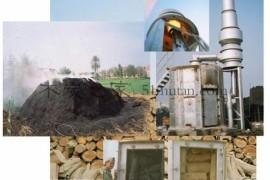 生物质能是未来的方向 木炭、生物炭是必经之路
