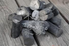 备长炭窑和备长炭烧制技术培训