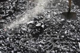 最简单的杉木炭制作方法