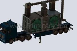 工业化大型木炭生产线技术总览