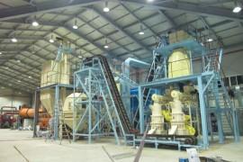 木炭之家大量收购二手生物质颗粒机械设备