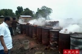 供应东南亚印尼、马来西亚、菲律宾、泰国进口椰壳炭化料椰壳碳